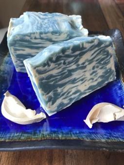 "Sage & Lemongrass ""Blue Cheese"""